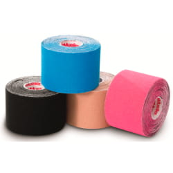 Mueller Kinesiology Tape 5cm x 5m - beżowy