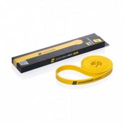 Powerband Guma do ćwiczeń - żółta - lekka