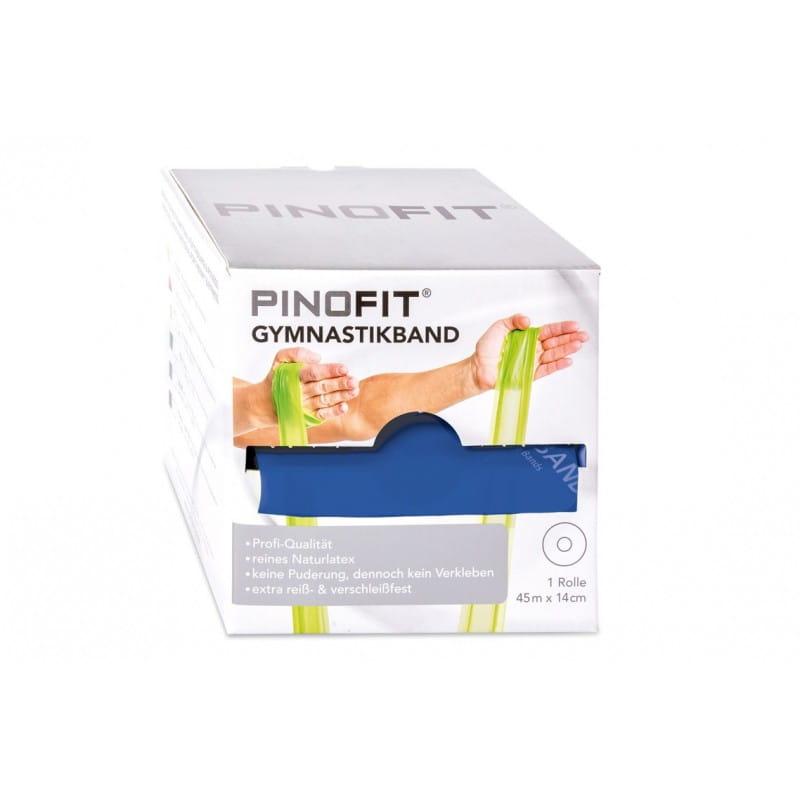 PINOFIT guma do ćwiczeń 14cm x 45m niebieska