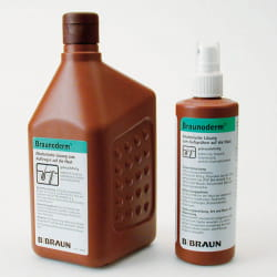 Braunoderm zabarwiony 250 ml
