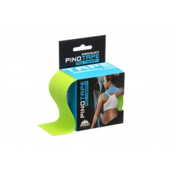 PINO Kinesiology Tape 5 cm x 5 m therapy- limonka