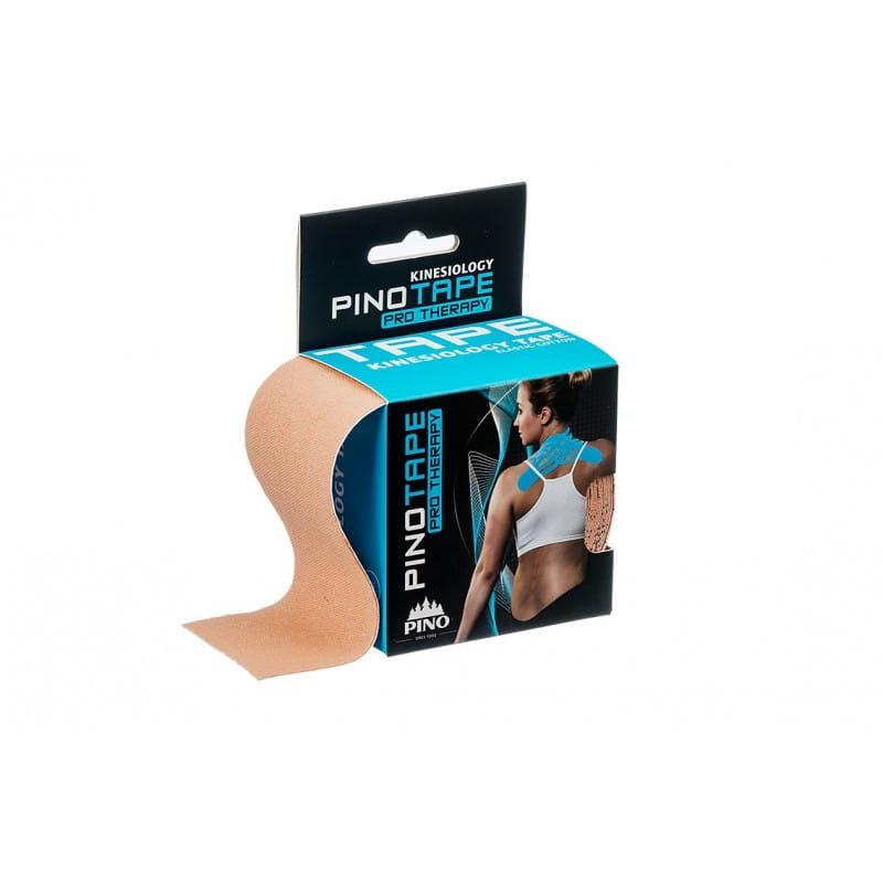 PINO Kinesiology Tape 5cm x 5m therapy- pomarańczowy