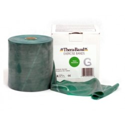Guma do ćwiczeń Thera-Band zielona
