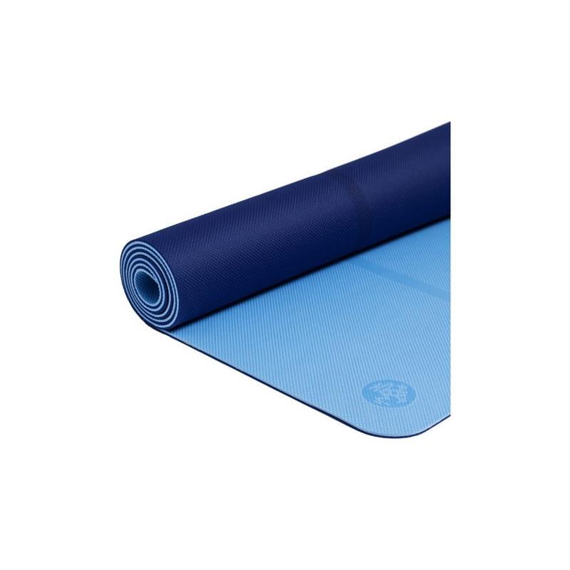 Mata Manduka welcOMe Yogamatte - błękitna