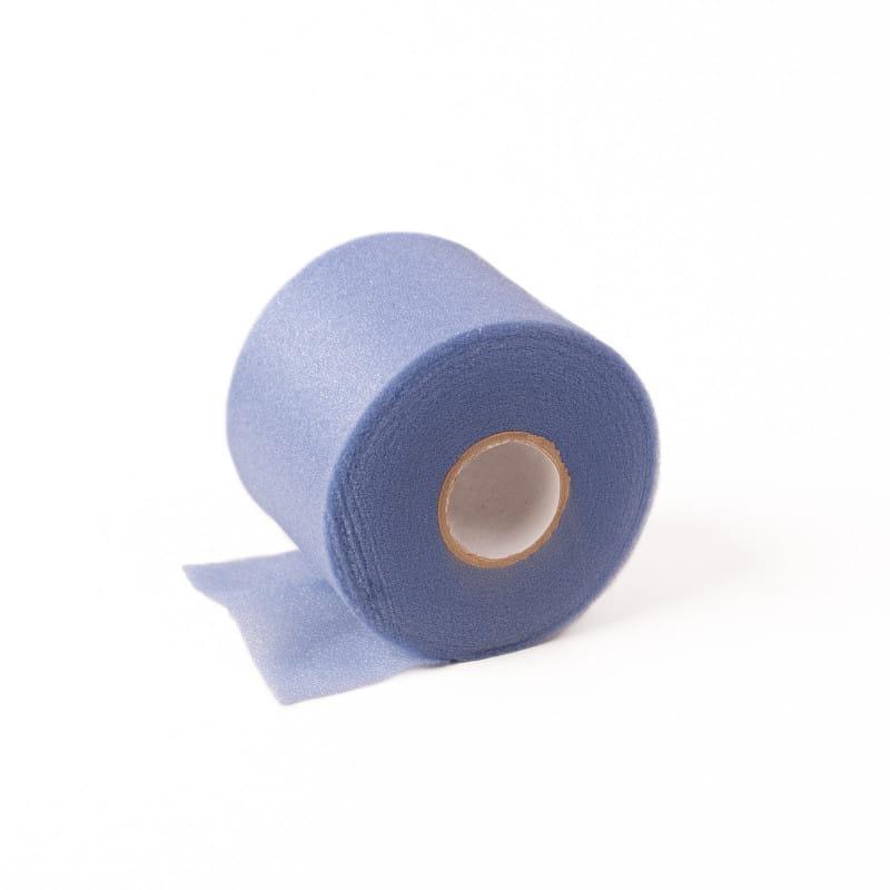 Jaybird gąbka pod plaster – 6,8cm x 27m niebieski