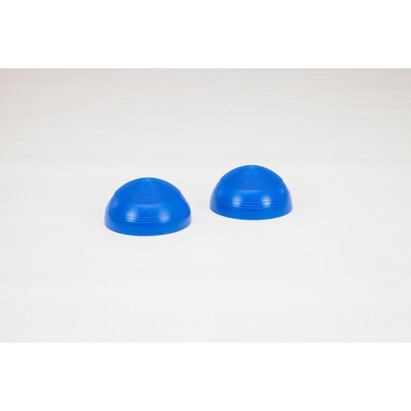 Pezzi Half Ball - 2szt. - kolor niebieski