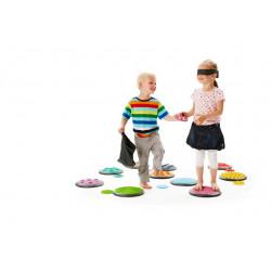 Dyski sensoryczne duży zestaw (20szt.) Gonge