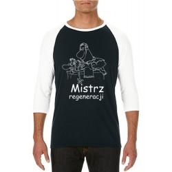 Koszulka męska 3/4 mistrz regeneracji