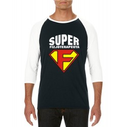 Koszulka męska 3/4 super...