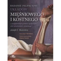 """"""" Badanie palpacyjne układów mięśniowego i kostnego z uwzględnieniem punktów spustowych, stref odruchowych i  stretchingu"""""""