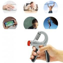 Ściskacz do rąk dłoni regulowany opór 20 - 50kg