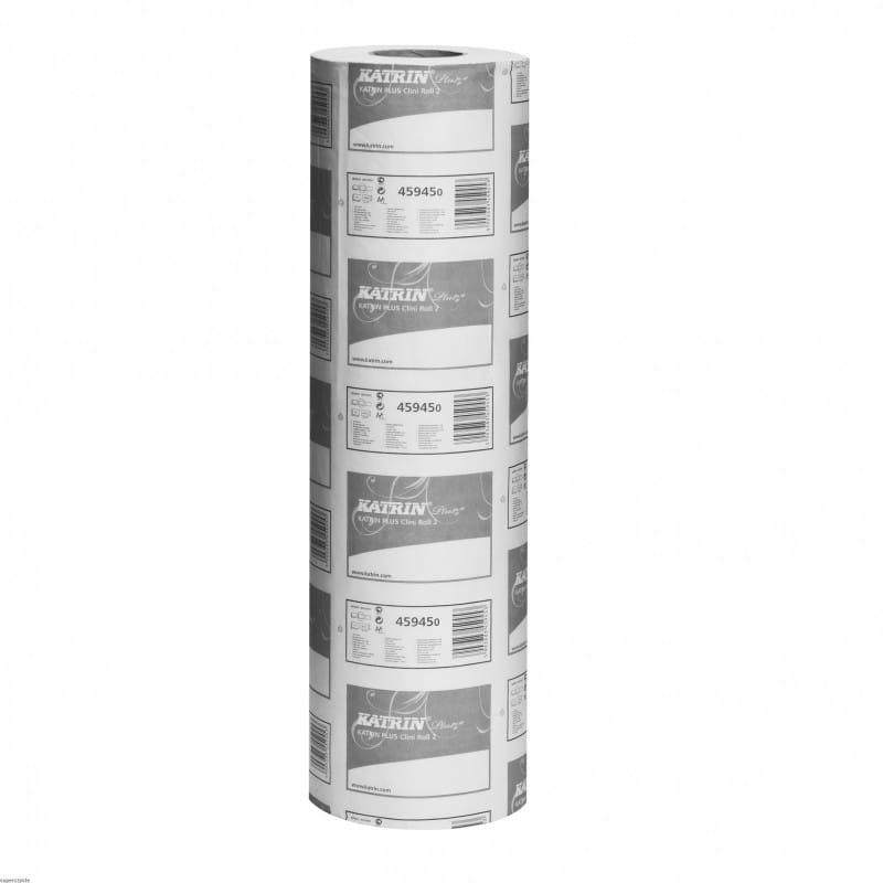 Podkład papierowy Katrin Plus biały 65m