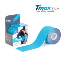 Tmax Kinesiology Tape -  niebieski