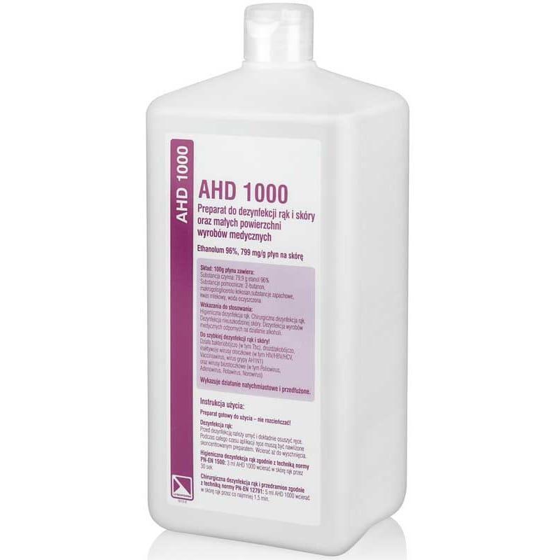 Płyn do dezynfekcji AHD 1000 - poj. 1000ml