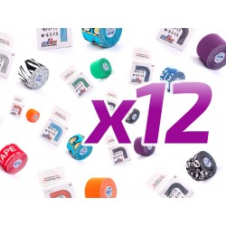 BB Kinesiology Tape - 5cm x...