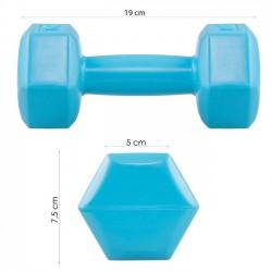 Hantle Springos 2x1kg błękitne