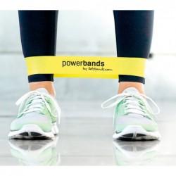 Powerbands Mini Loop Guma do ćwiczeń - niebieska