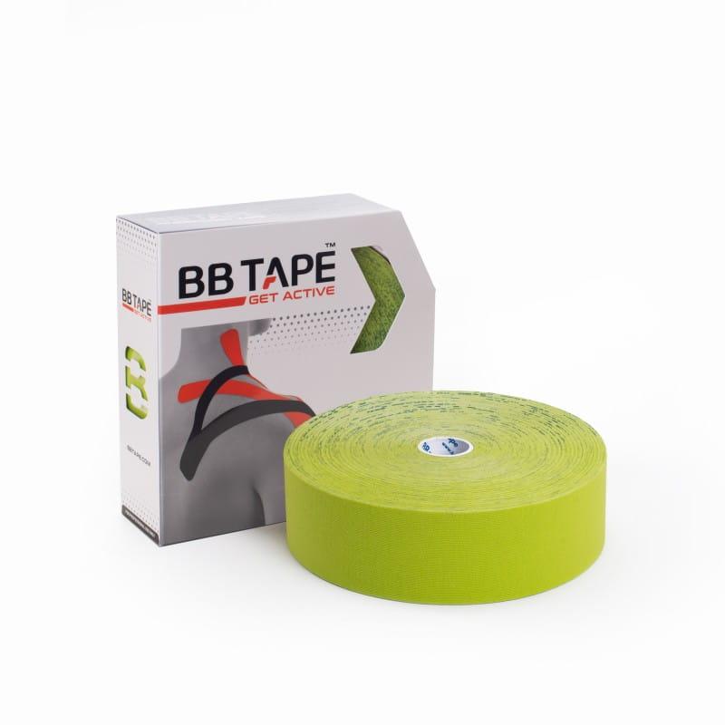 BB Kinesiology Tape 5cm x 32m - limonka