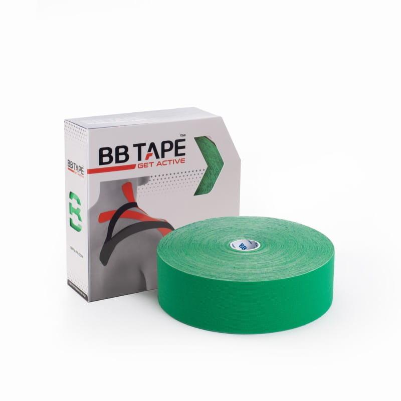 BB Kinesiology Tape 5cm x 32m - zielony