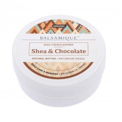Naturalne masło czekoladowe - Shea & Chocolate - Balsamique