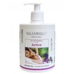 Oliwka do masażu - Balsamique Professional Active