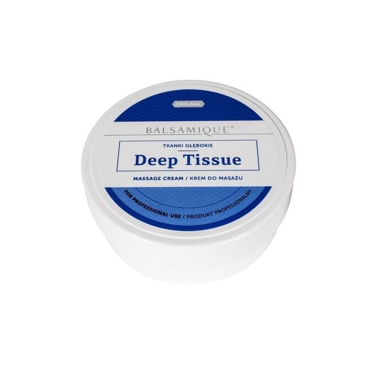 Krem do masażu tkanek głębokich - Deep Tissue - Balsamique