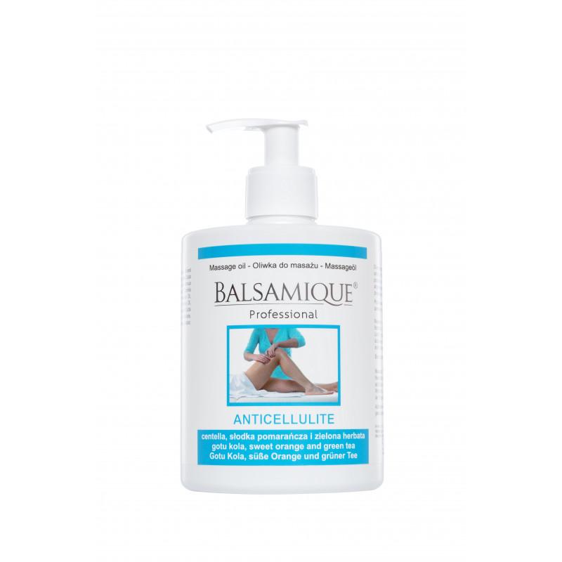 Oliwka do masażu - Balsamique Professional Anticellulite