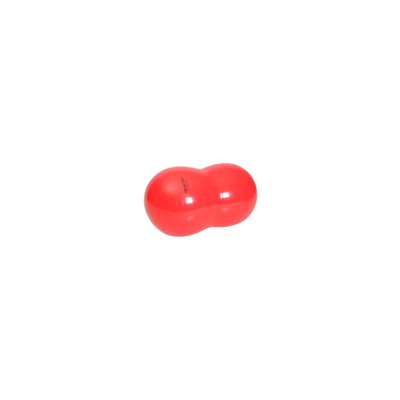 Gymnic Physio Roll Fasolka 40x65cm - kolor czerwony