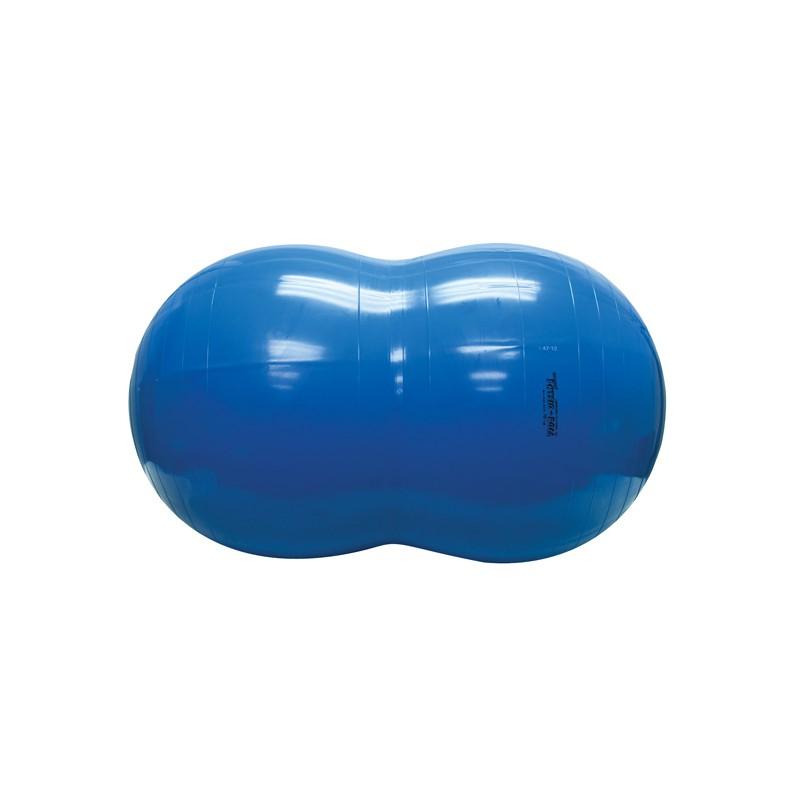 Gymnic Physio Roll Fasolka 70x115cm - kolor niebieski