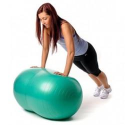 Gymnic Physio Roll PLUS Fasolka 55x90cm - zielona