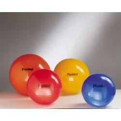 Pezzi Physioball 105cm - żółta + podstawka pod piłkę Ledragomma