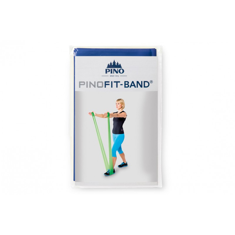 PINOFIT niebieska guma do ćwiczeń 2m
