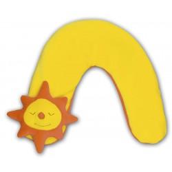 Poduszka pod szyję - Słońce