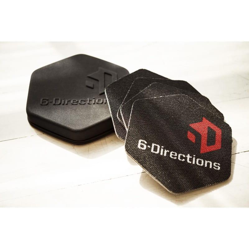 Zestaw 4 sliderów 6-Directions