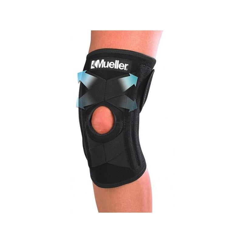 Samoregulujący stabilizator kolana