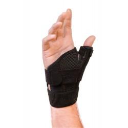 Regulowany stabilizator kciuka