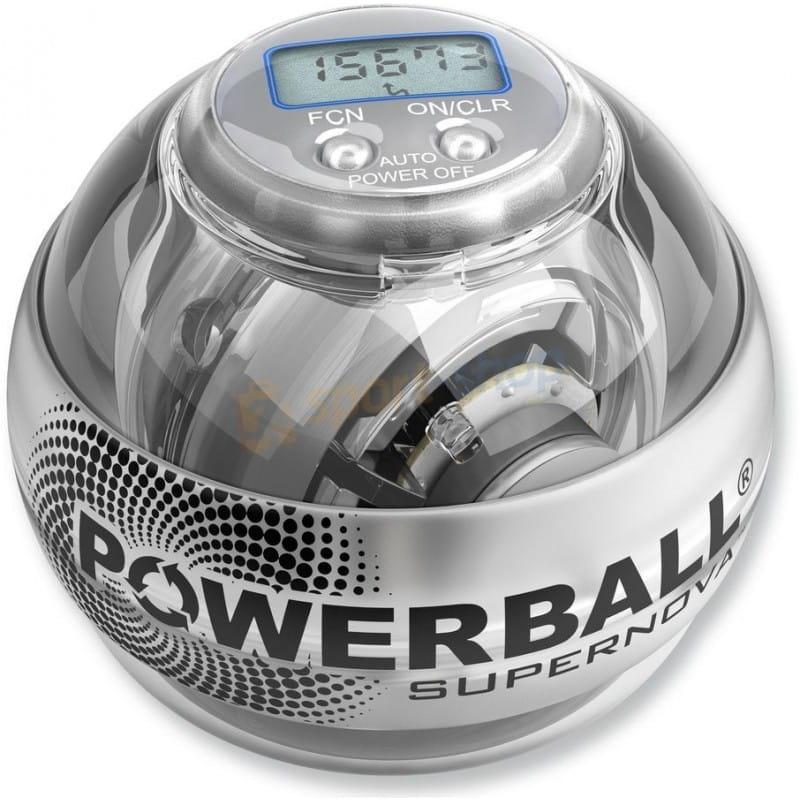 Powerball Supernova Pro - grafitowy/szary