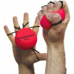 Handmaster plus - piłeczka do ćwiczeń dłoni. Opór średni