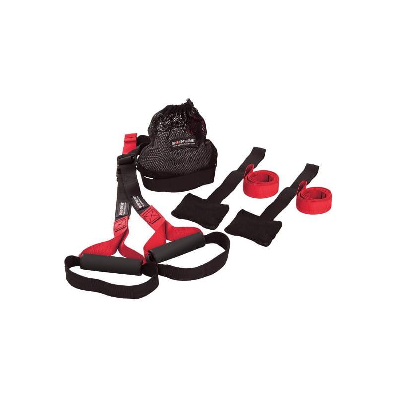 System podwieszeń Sling Trainer Home czerwony