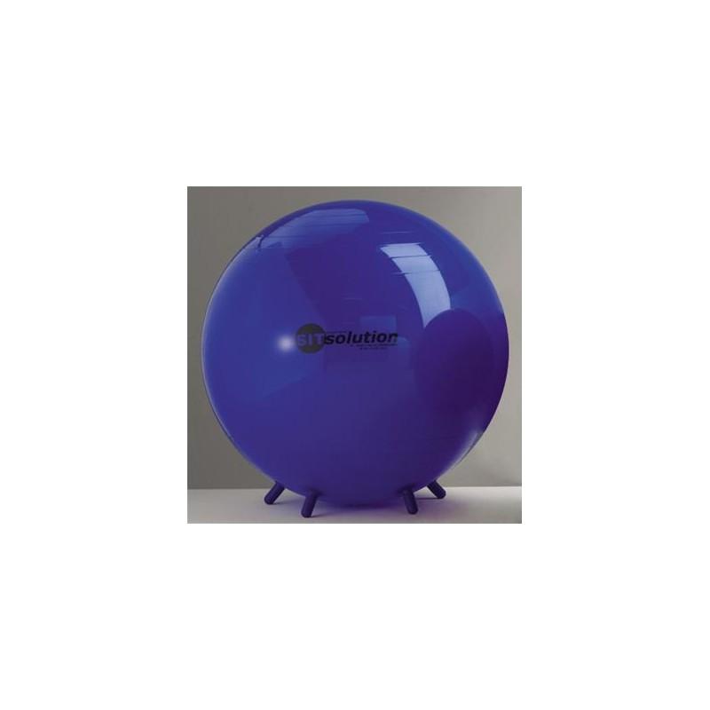 Pezzi SITsolution Standard 65cm niebieska + gratis pompka marki Ledragomma.