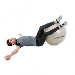 Pezzi GymnastikBall BIO 65cm - szara