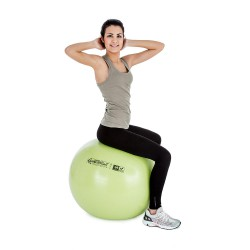 Pezzi GymnastikBall BIO 75cm - szara
