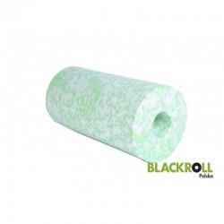 Rolka Blackroll Med - biało-zielona